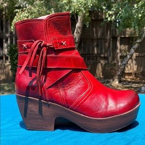Jafa 610 Ruby Ankle Boots Size 37